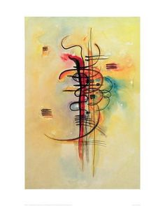Watercolour No. 326, 1928 Giclee Print by Wassily Kandinsky at Art.com
