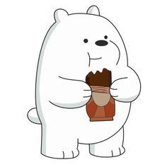 Cute Panda Wallpaper, Bear Wallpaper, Cute Disney Wallpaper, Bear Cartoon, Cartoon Pics, Cute Cartoon, Ice Bear We Bare Bears, We Bear, We Bare Bears Wallpapers