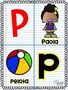 Alphabet Letters Images, Mini, Bilbao, Posters, Disney, Alphabet, Skip Counting Activities, Reading Activities, Preschool Writing