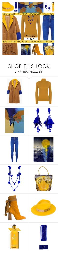 """Admitting Defeat, Good Bye My Nemesis - The Outfit I Love, The 37 Hours Over Several Months Trying To Make A Publishable Set For It, Total Waste Of Time"" by sharee64 ❤ liked on Polyvore featuring MANGO, WearAll, NOVICA, Oscar de la Renta, Humble Chic, Bottega Veneta, Chloé, Nick Fouquet and Molton Brown"