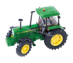Tomy 43054 Britains Big Farm John Deere 3640 Tractor 3 for sale online Wrangler Shirts, Farm Toys, Scale Models, Diecast, Tractors, Brand New, Big, Accessories, Tomy