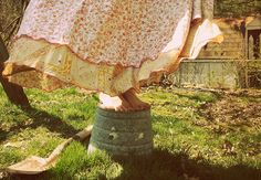 """{ICYDK}""""Would you like to dance?"""" He takes her hands and she spins around on top of the old rusted water bucket. The wind was blowing her beautiful hand sewn dress around. They laughed, only La Reverie, No Rain, Anne Of Green Gables, Country Life, Country Charm, Storyboard, Dream Life, Fairy Tales, Cottage"""