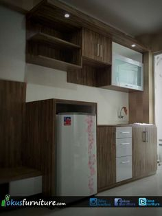 Kitchen set apartemen Basura