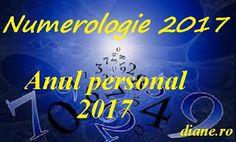 diane.ro: Numerologie 2017 - Anul tău personal 2017