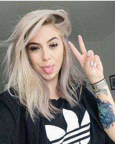 Amanda pontes meninas tumblr Insta:oficialamandap Cabelo Cabelo loiro