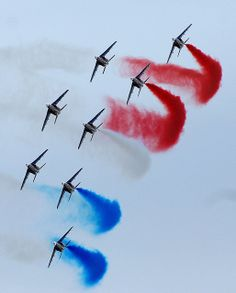 Patrouille de France May, 2010 by Pascal Petit