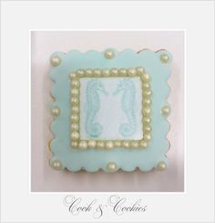 The Hampton Style Weddingcookie