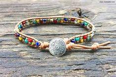 Image result for bead loom bracelet sluiting Actifry Recipes, Bead Loom Bracelets, Loom Beading, Beads, Image, Jewelry, Beading, Jewlery, Jewerly
