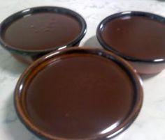 Ricetta Budino al cioccolato bimby
