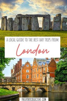 Ultimate Guide to the 20 Best Day Trips from London - Passport Collective Weekend Breaks Europe, Weekend City Breaks, London Travel, Travel Europe, Travel Uk, Travel England, European Travel, English Day, Day Trips From London