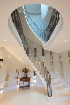 Malone Limestone - honed finish by Artisans of Devizes #DecorexNew #FutureLuxury #Design