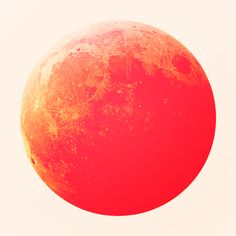 Lunar Eclipse - Full Moon in Aries Oct 18, 2013