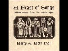 'Masters in This Hall' - by Barry and Beth Hall -- (Christmas carols, music, video)