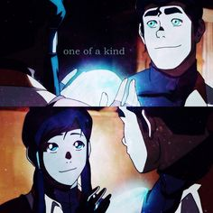<3, this is adorable, go borra! I used to totally be a makorra fan, but season 2 and the beginning of season 3 is making me hate mako!