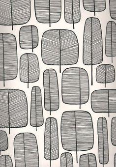 Little Trees - tapetti
