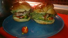 Burgers with beef,bacon,tomato,bread(burger),lettuce,cucumber and cheese!!
