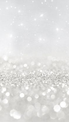 Iphone or Android Silver Glitter Bokeh background wallpaper selected by… Wallpaper Iphone5, Mobile Wallpaper, Beach Phone Wallpaper, Slime Wallpaper, Confetti Wallpaper, Beautiful Wallpaper For Phone, White Wallpaper For Iphone, Infinity Wallpaper, Diamond Wallpaper