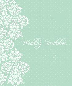 Wedding greeting design vector paper goods pinterest wedding wedding invitation vector stopboris Choice Image