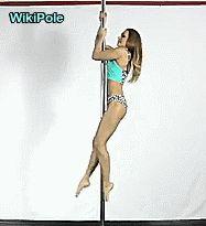 Cleo's Split/Intermediate https://youtu.be/iVgQE6eZaCY #WikiPole #poledance