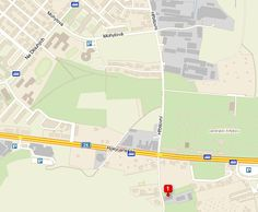 mapa delekeho okoli