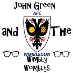James Patrick Gordon explains how the American novelist John Green wound up sponsoring AFC Wimbledon, an English football club.
