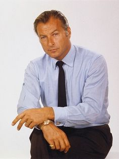 """Lex Barker - (aka Alexander Crichlow Barker, Jr.) (1919 - 1973) Actor - Known for """"Apache Gold"""" 1963, """"LaDolce Vita"""" 1960, """"Tarzan and the She-Devil"""" 1953, """"Tarzan's Magic Fountain and many other Tarzan films - Died at 54. -""""Requiescat in Pace"""""""