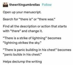 Creative Writing Tips, Book Writing Tips, Writing Words, Writing Resources, Writing Ideas, Writing Inspiration, Writing Journals, Narrative Writing, Fiction Writing