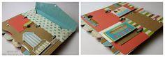 TweetScraps: New Product Blog Hop - #Seaside #Artbooking Mini-Album