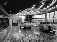 Edificio Angloven 1956 Arquitectos Martín Vegas y José Miguel Galia