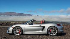 2016 Porsche Boxster Spyder -