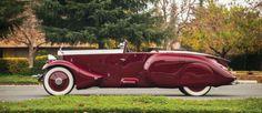 RM Arizona 2016 - 1930 Rolls-Royce Phantom II Torpedo Sports by Barker » Car-Revs-Daily.com