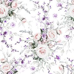 Flower Pattern Design, Pattern Art, Glitter Flowers, Floral Flowers, Molduras Vintage, Eid Crafts, Shabby Chic Wall Decor, Most Beautiful Flowers, Frame Wreath