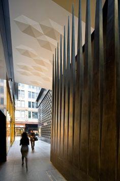 Westfield Sydney Office and Retail Podium///John Wardle Architects