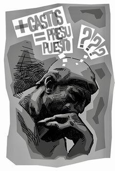 """Ilustración para la revista """"UTec Noticias"""" (2011). Illustration for """"UTec Noticias"""" magazine (2011). . . . #arte #art #artwork #pintura #painting #dibujo #drawing #ilustracion #illustration #diseño #design #diseñografico #graphicdesign #tinta #ink #blancoynegro #blackandwithe #sketch #sketchbook #doodle #digital #digitalart #photoshop"""