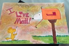 Mail art by Kretakim of ATC's For All. Click to view original