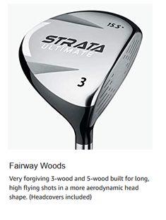 Golf Clubs For Beginners, Callaway Strata, Best Deals