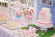 Party Inspirations: Lalaloopsy Party