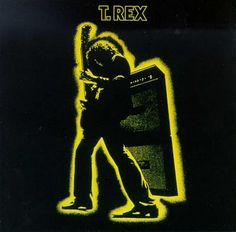 Electric Warrior - T-Rex, 1971