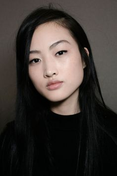 Jing Wen @ Dior Couture S.S 2016                                                                                                                                                                                 Plus