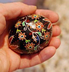 Ukranian Pysanky Eggs