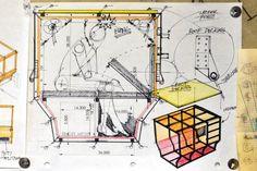 Después de haber pasado muchos años en el departamento de vivienda en la NASA desarrollando espacios de vida para la Estación Espacial Internacional y así como múltiples vehículos para exploración fuera de la tierra, el diseñador Garrett Finney dejo la NASA  en 2009 para lanzar su primer vehículo recreacional, el tráiler Cricket.
