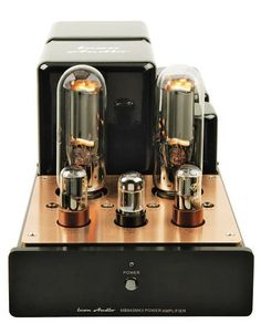 Retro tube look from Icon Audio