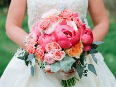 Najpiękniejsze bukiety ślubne 2013 roku!