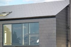 Thrutone Fibre Cement Slates used for Roof and Wall Cladding