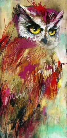 'Wiseneyemer' by Jon Swartz #abstractart