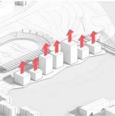 architecture site plan diagram _ BIG Architects