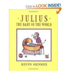I like to give this as a gift to siblings when the new baby arrives.
