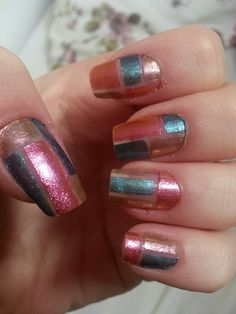 Shape Nail Art