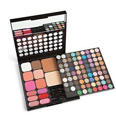 NYX makeup palette.