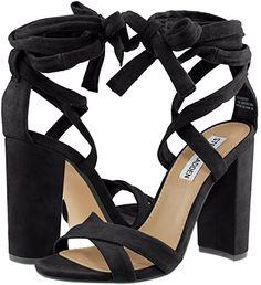 Steve Madden Damen Christey Sandal Offene: Amazon.de: Schuhe & Handtaschen